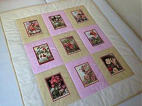 Úžitkový textil - Vílová kolekcia - 4041191_