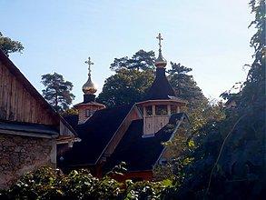 Fotografie - Drevený chrám - 4042144_