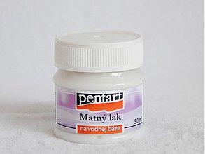 Farby-laky - Lak matný, 50 ml - 4042352_