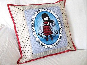 Textil - Taková malá parádnice :-)