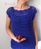 Svetre/Pulóvre - Girl in blue - 4045463_