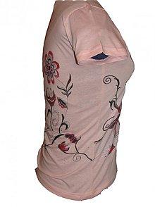Tričká - XS tričko,art-folklor - 4050670_