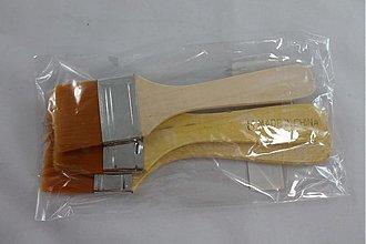 Pomôcky/Nástroje - Sada štetcov, široké (3,5 cm; 5 cm; 6 cm) - 4048520_