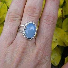 Prstene - Chalcedonový... - 4048109_