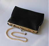 Taštičky - nova v čiernom - 4048380_