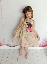 Detské oblečenie - Zajačikovské šatky - 4053571_