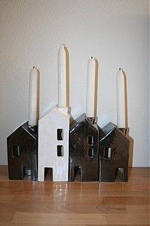 Svietidlá a sviečky - Trochu Škandinávie II. - 4055271_