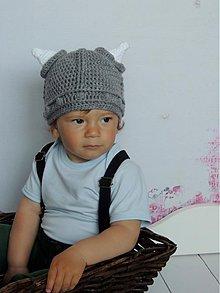 Detské čiapky - Viking - 4057576_