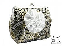 Kabelky - Spoločenská kabelka  , taštička  0635A - 4058315_