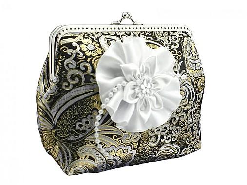 Spoločenská kabelka  , taštička  0635A