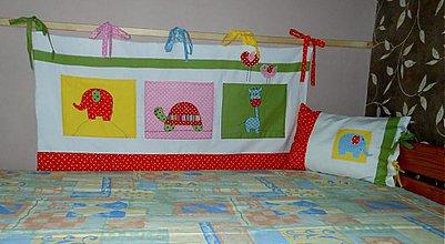 Úžitkový textil - Pestrá zástena 120 - 4060744_