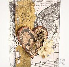 Obrazy - Key to my Heart IX. - 4058180_