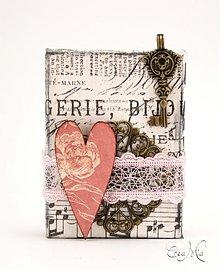 Dekorácie - Key to my Heart X. - 4058185_