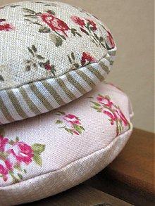 Úžitkový textil - ...na ružiach ustlané... - 4062945_