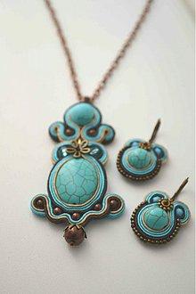 Sady šperkov - Suzanne set /na želanie/ - 4061367_