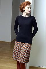 Sukne - sukně TOKA- RETRO kolekce VZPOMÍNKY NA AFRIKU - 4062197_