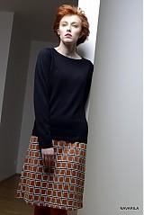 Sukne - sukně TOKA- RETRO kolekce VZPOMÍNKY NA AFRIKU - 4062198_