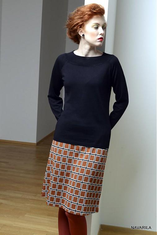 sukně TOKA- RETRO kolekce VZPOMÍNKY NA AFRIKU