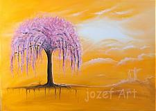 Obrazy - Strom duší - 4062162_
