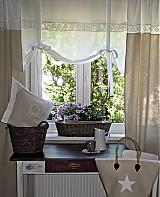 Úžitkový textil - Roletka a závesy NATUR - 4061379_