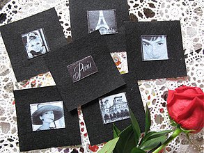 Pomôcky - I love Paris - 4065826_