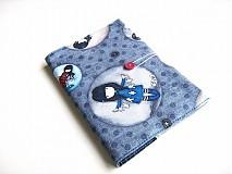 Iné tašky - Kdo si haraje nezlobí - vizitkář až na 60 vizitek - 4065165_