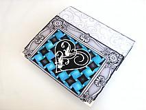 Peňaženky - VOGUE Heart - luxusní peněženka až na 12 karet - 4065202_