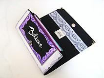 Peňaženky - VOGUE Heart - luxusní peněženka až na 12 karet - 4065203_