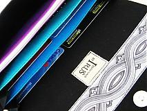 Peňaženky - VOGUE Heart - luxusní peněženka až na 12 karet - 4065205_
