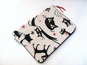 Na tablet - Tak jóóó kočky - obal na iPod, .... - 4064485_