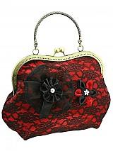 Spoločenská kabelka, kabelka dámská 0965A