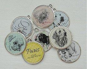 Pre zvieratká - Známka pre psíka - 4069027_