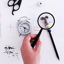 Hračky - myš na ceruzku či pastelku... - 4070013_