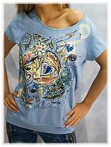 Tričká - Vlastičke -tričko všehochuť - 4073892_