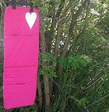 Textil - Podložka s nášivkou - 4082494_