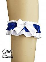 Bielizeň/Plavky - Podväzok pre nevestu 0490 - 4082553_