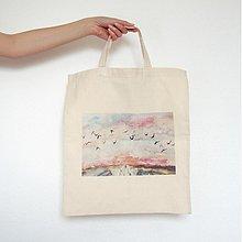 Nákupné tašky - Ekotaška: Kŕdeľ slobody - 4080107_