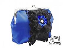 Kabelky - Dámská spoločenská kabelka , taštička 1320A - 4083999_