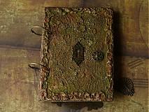 Papiernictvo - Tajomstvo vryté do kôry stromu   4 - 4087913_