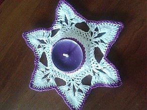 Svietidlá a sviečky - Svietnik - 4090505_