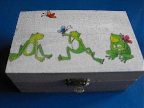 Krabičky - zamilovaná - 4093506_