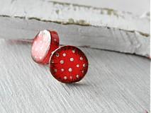 Náušnice - Mini nežnôstky z čarovnej krabice - 4096037_