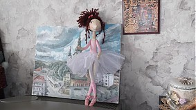 Bábiky - baletka 2 - 4093035_