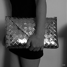 Kabelky - zrkadlová listovka - 4093982_
