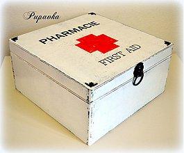 Krabičky - Lekárnička - 4097117_