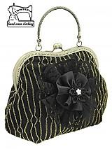 Spoločenská kabelka, kabelka dámská 1100