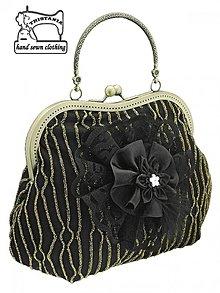 Kabelky - Spoločenská kabelka, kabelka dámská 1100 - 4103450_