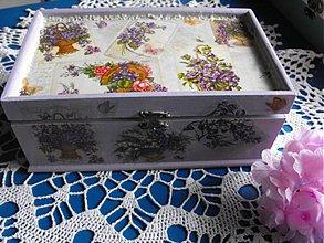 Krabičky - Krabička nie len na šperky - 4101111_