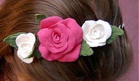 Ozdoby do vlasov - Čelenka - 4101988_