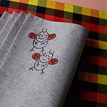 Úžitkový textil - S BERUŠKAMI - prostírání - 4101860_
